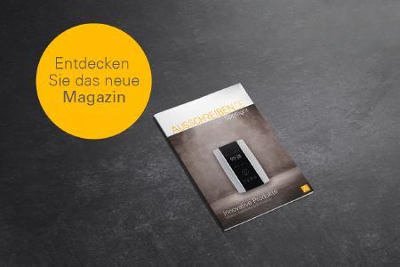 AUSSCHREIBEN.DE Spotlight - Neues Magazin