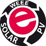 Photovoltaic Label of WEEE Compliance by take-e-way