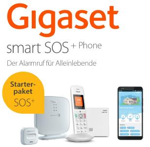 Gigaset smart SOS + Phone Starter-Paket