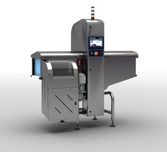 Schnellere Kontrolle, größere Energieeffizienz: Auf der IFFA zeigt Mettler-Toledo das neue Röntgeninspektionsgerät X3310