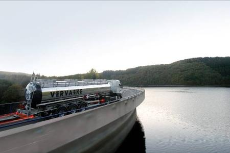 Transports Vervaeke: Vollständiger Fuhrpark mit CarCube ausgerüstet
