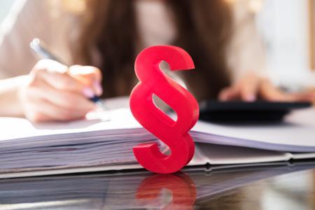 Steuerberater Steuer Lohnsteuerhilfe Buchhalter Steuererklärung Paragraph