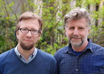 Andreas Rosinski und Thomas Rosinski