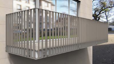 RATIO FERRO  Balkon