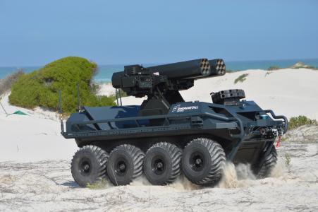 Rheinmetall Mission Master - Protection