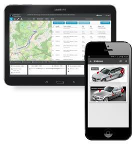 SixSense von Huf: Die Mobilitätslösung für Flottensteuerungs- und Zugangssysteme überzeugt durch Sicherheit, Funktion und Design.