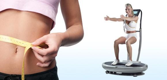 Crzy Fit Massage mit 3 Programmen zum Muskeltraining