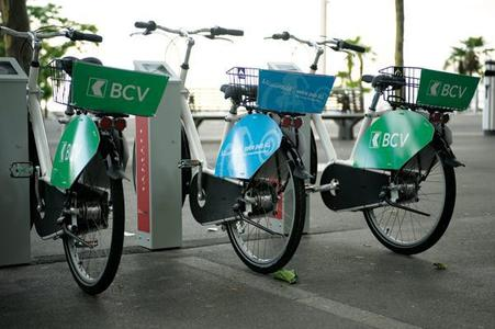 Share a bike with LEGIC advant® - thanks to partnership with Italian provider Comunicare S.r.l.