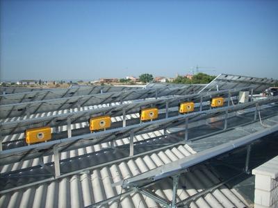 18.8 kW SolarMax Installation in Spanien