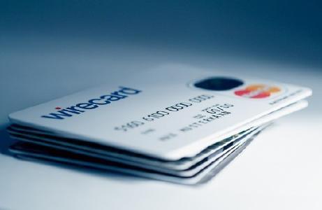 Wirecard-Kreditkarten