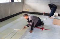 SLENTITE®: Schlanke und robuste Dämmplatte eingesetzt in einem Einfamilienhaus in Leipzig