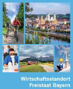 Novalnet ist Teil des Wirtschaftsstandorts Freistaat Bayern