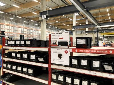Pilotprojekt erlangt Marktreife – iPLACER® zur Produktionsversorgung im Einsatz im STILL Werk Hamburg