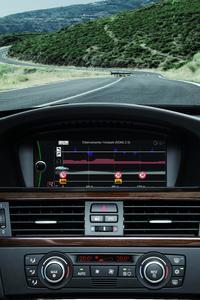 """Forschungsprojekt """"Intelligente lernende Navigation"""" - der elektronische Horizont"""