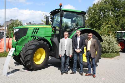 Geschäftsleitung: Ferdinand Gräf, Dr. Christoph Loos, Michael Weber