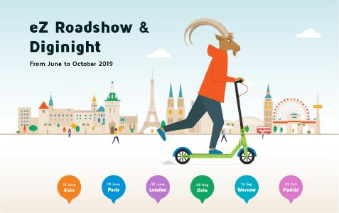 eZ Roadshow & Diginight 2019