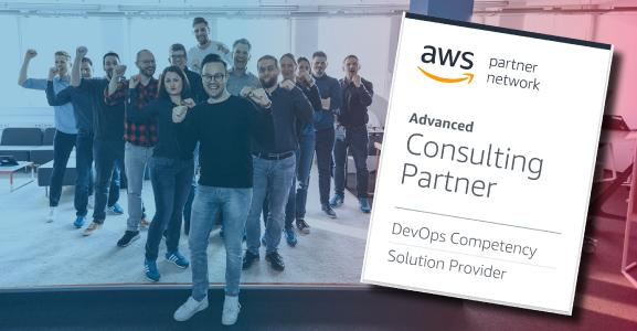 Arvato Systems AWS Business Group erhält DevOps Competency Status (Copyright: Arvato Systems)