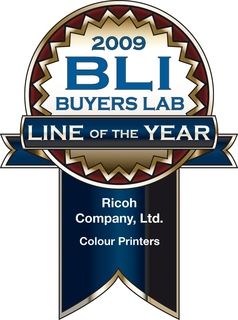"RICOH Europe erhält ""Most Outstanding Colour Printer Line of the Year""-Award"