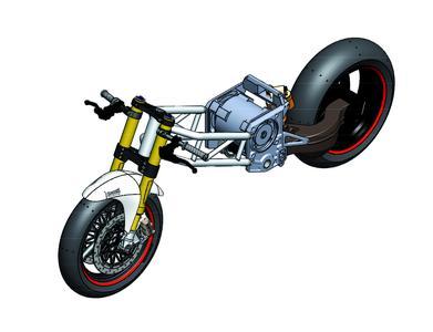 Zeichnerische Darstellung der Motorpositionierung. Bildquelle: WITTENSTEIN AG