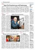 Interview dP in Münchner Merkur