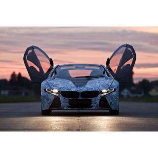 A vision becomes reality: BMW announces serial production of sports car with plug-in hybrid technology