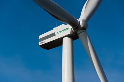 Senvion launches turbine for more stable grid feed-in