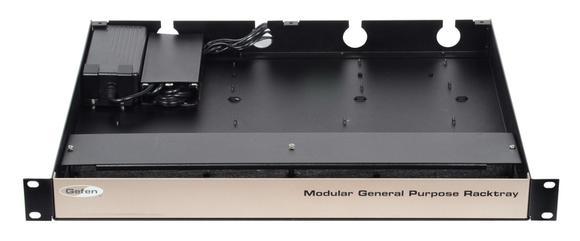 Modulares Rack von Gefen sorgt für aufgeräumte AV-Installationen