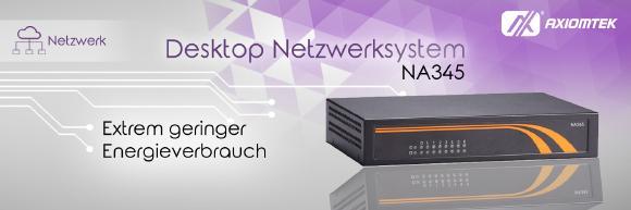 Das neue und kompakte Netzwerksystem!