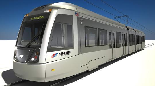 """[PDF] Pressemitteilung: US-Auftrag: Vossloh Kiepe Inc. liefert Traktionsausrüstungen, """"US.Origin"""", für neue Niederflur-Stadtbahnen der Metro Houston, Texas"""