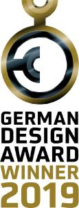 "SMS group has won the German Design Award 2019 in the category ""Industry"" for the additively manufactured 3D spray header"