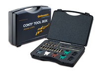 Asian cars are dominating the market. The CONTI® TOOL BOX ASIAN CARS from ContiTech provides professional support in changing timing belts, especially for Asian vehicles