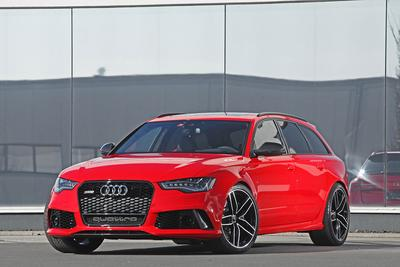 Audi RS6 as best among the best thanks to Hperformance