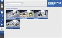 Programmübersicht Werkzeugkonfigurator www.tool-architect.de von Wohlhaupter