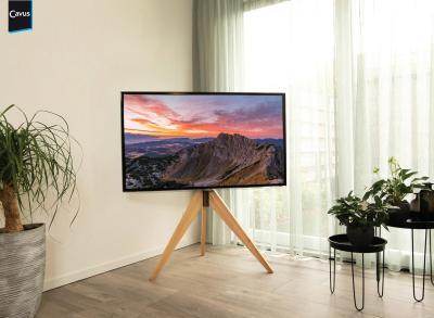 TV Ständer Oak von Cavus bei monitorhalterung.de