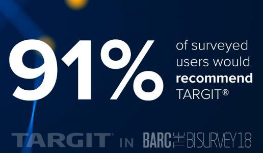TARGIT BARC BI Survey 18
