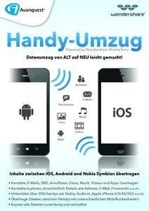 Schluss mit der Verzweiflung beim Handy- und Smartphone-Wechsel: Mein Handy-Umzug
