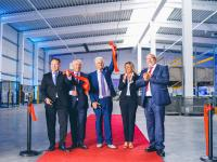 Housewarming-Feier – Friesland Kabel, Member of Faber-Group, eröffnet neues Logistikzentrum Wismar