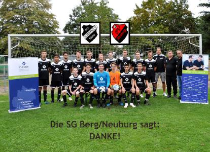 A-Jugend des SG Berg/Neuburg