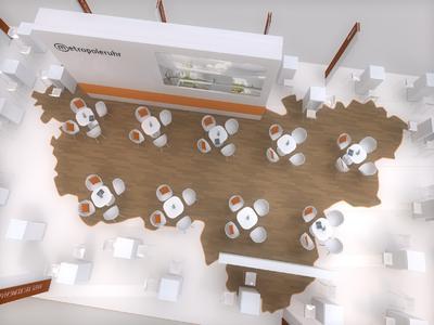 Neuer Messeauftritt Expo Real und Immobilienmarktbericht Ruhr 2015