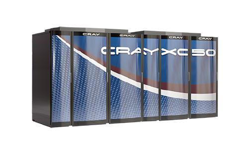 PBS Professional ist auf neu ausgelieferten Cray Systemen die bevorzugte Workload-Management Lösung