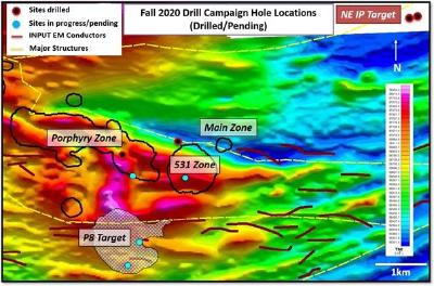 Maple Gold provides update on drilling and identifies large pipeline of new exploration targets at Douay Project