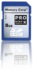 Neue Secure Digital Cards - High Capacity (SDHC)