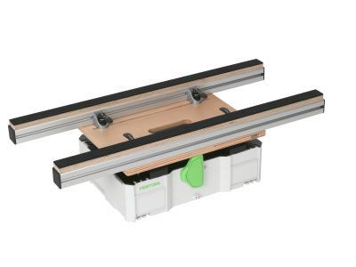 Der neue RUWI- Flächenadapter macht Systainer und L-Boxxen zu mobilen Arbeitsplattformen. Das RUWI-Schnellspanner-System ist hier im Handumdrehen einsatzbereit.
