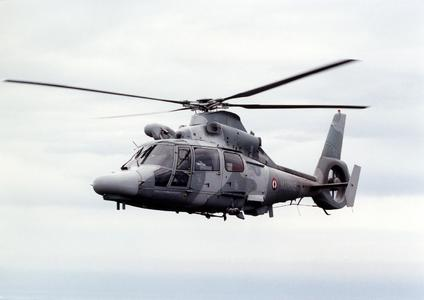 AS565 of Marine Nationale (Copyright: Marine Nationale - 2014)