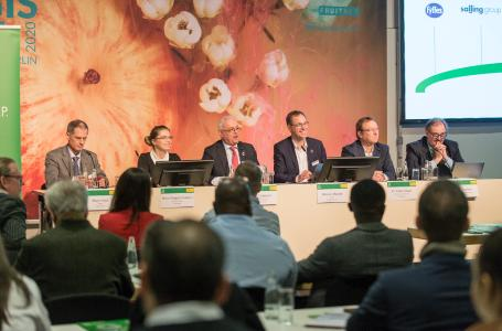 Press conference at Fruit Logistica 2020