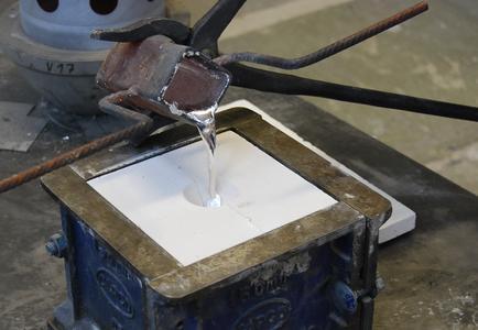 Gtecz 3D Druck Beton für Aluminium Guss