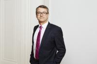 Dr. Moritz Lorenz von der Berliner Kanzlei Arnecke Sibeth Dabelstein vertritt ELVIS auch im zweiten Verfahren gegen die Daimler AG. (Foto: ELVIS AG)