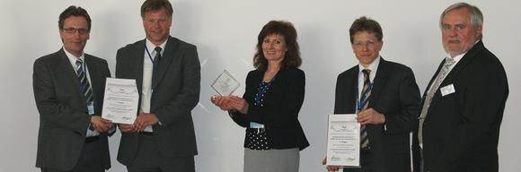 Process Solution Award Gewinner 2012