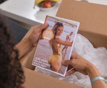 foodspring Beilage im Paket