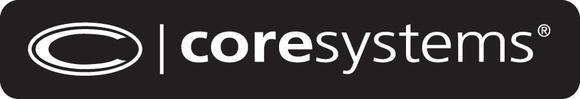 coresystems logo weiss rahmen